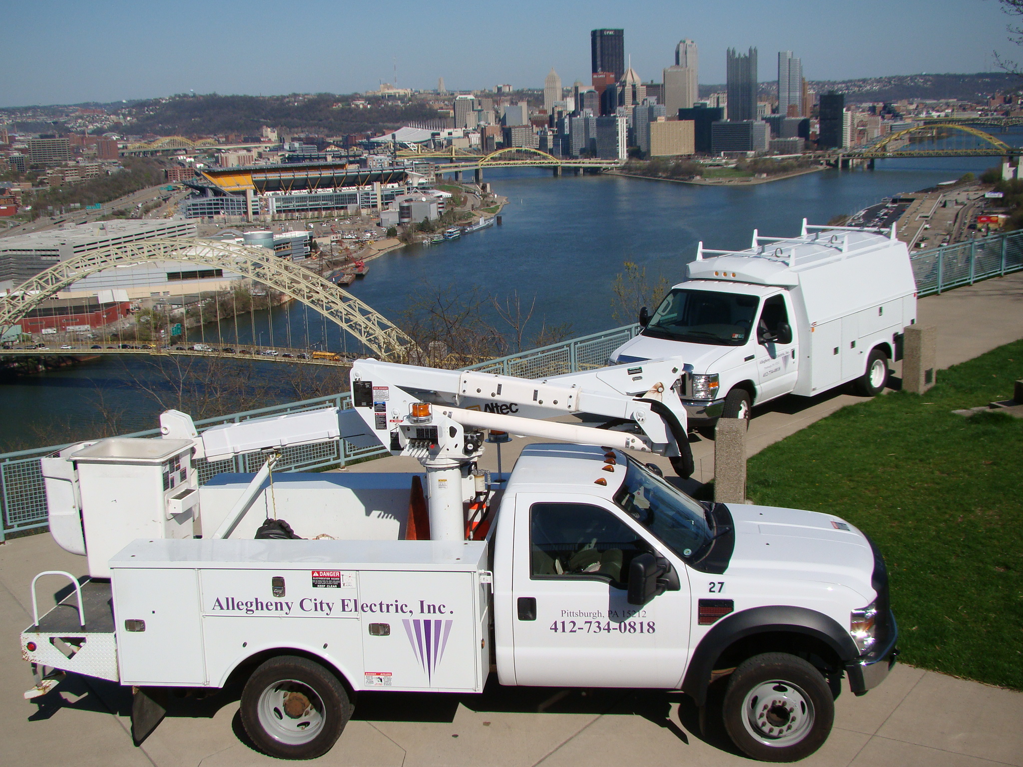 Allegheny City Electric – Electrical Contracting Services